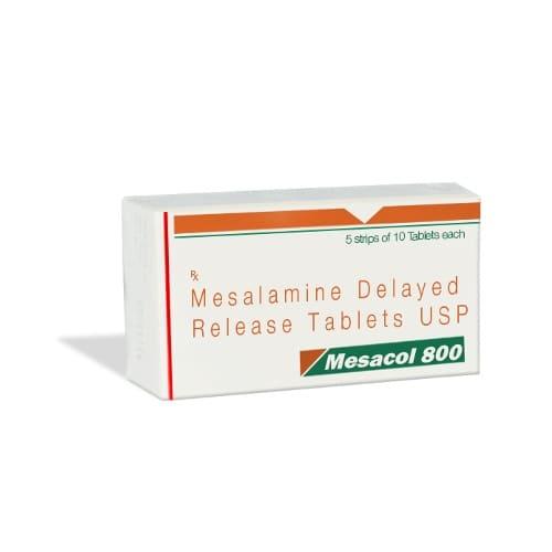 Mesacol 800 Mg DR