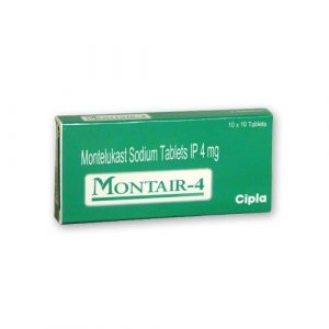 Montair 4 MgChewable