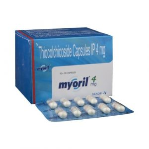 Myoril 4 Mg