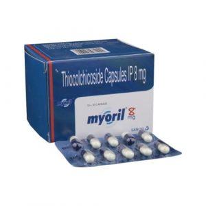 Myoril 8 Mg