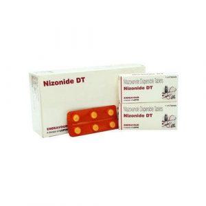 Nizonide DT 200 Mg