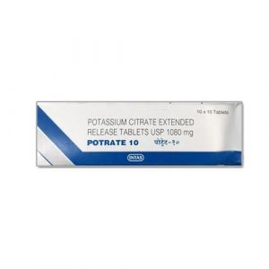 Potrate 10 Tablet