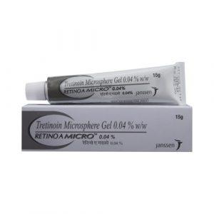 Retino A Micro 0.04% Gel