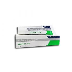 Salicylix SF 6% Ointment