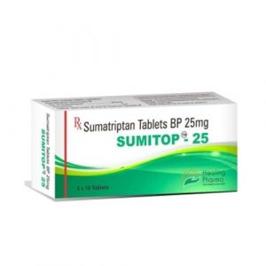 Sumitop 25 Mg