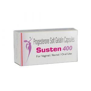 Susten 400 Soft Gelatin Capsule