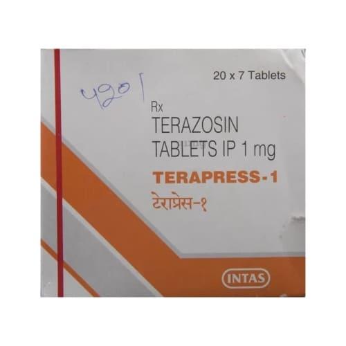 Terapress 1 Mg