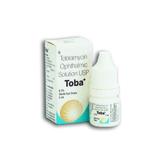 Toba Eye Drop