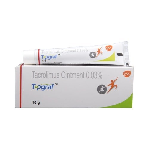 Topgraf 0.03% Ointment