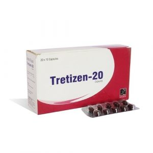 Tretizen 20 Mg