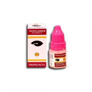 Tropicacyl 1% Eye Drop