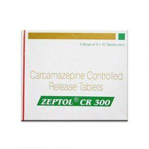 Zeptol CR 300 Mg