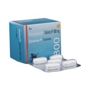 Zovirax 800 Mg