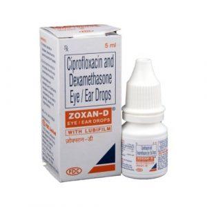 Zoxan-D Eye Drop