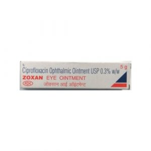 Zoxan Ointment