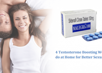 4 Testosterone Boosting Workouts to do at Home for Better Sexual Life