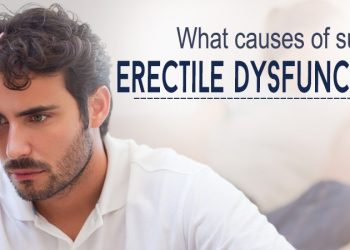 What Causes Sudden Erectile Dysfunction?